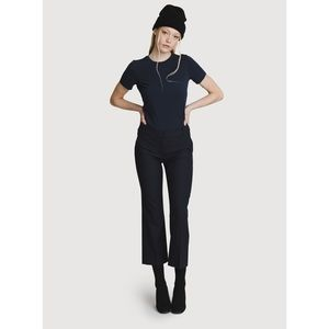 NWT Kit and Ace Baby Flare Trouser Black